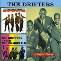 Drifters : Up On The Roof / Under The Boardwalk : 00  1 CD :  : 6211