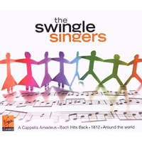 Swingle Singers : Anthology (Box Set) : 00  4 CDs :  : 5099996695623