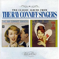 Ray Conniff Singers : It's The Talk of The Town / Young At Heart : 00  1 CD : 5099749304628 : SBIN493046.2