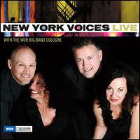 New York Voices : Live with the WDR Big Band Cologne : 00  1 CD :  : 753957216023 : PMO2160.2