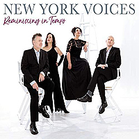 New York Voices : Reminiscing in Tempo : 00  1 CD : 805558278426 : ORGI82784.2