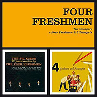 The Four Freshmen : The Swingers / 5 Trumpets : 00  1 CD : 8436542018623 : IMT5012100.2