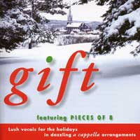 Pieces of 8 : Gift : 00  1 CD :  : 527