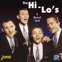 Hi-Lo's : A Musical Thrill : 00  2 CDs : 433