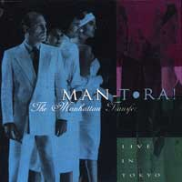 Manhattan Transfer : Man-Tora! Live in Japan : 00  1 CD :  : 6332