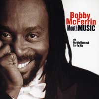 Bobby McFerrin : Mouth Music : 00  1 CD : 079895030423 : 4A50304