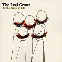 Real Group : The Middle Of Life : 00  1 CD :