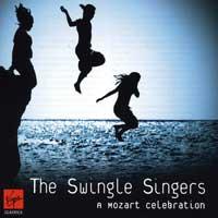 Swingle Singers : A Mozart Celebration : 00  1 CD : Wolfgang Amadeus Mozart : VIRC64798B.2