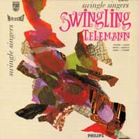 Swingle Singers : Swinging Telemann : 00  1 CD :  : 5867352