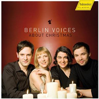 Berlin Voices : About Christmas : 00  1 CD :  : HAC98609.2