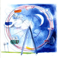 Swingle Singers : Ferris Wheels : 00  1 CD :