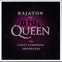 Rajaton : Sings Queen : 00  1 CD :