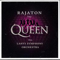 Rajaton : Sings Queen : 00  1 CD :