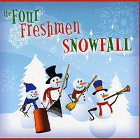 Four Freshmen : Snowfall : 00  1 CD