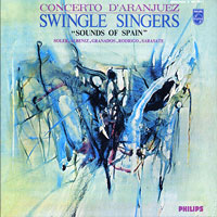 Swingle Singers : Sounds of Spain : 00  1 CD :