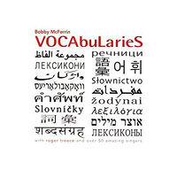 Bobby Mcferrin : VOCAbularieS : 00  1 CD : Bobby McFerrin : 602527255569 : EMAB001403602.2