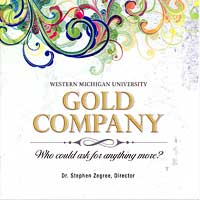 Gold Company : Who Could Ask For Anything More : 00  1 CD : Steve Zegree