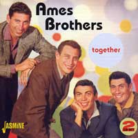 Ames Brothers : Together : 00  2 CDs :  : 434