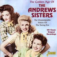 Andrews Sisters : The Golden Age - Box Set : 00  3 CDs : 74