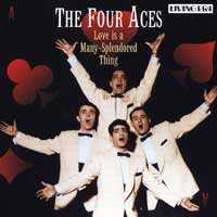 Four Aces : Love Is A Many Splendid Thing : 00  1 CD :  : 5589