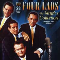 Four Lads : The Singles Collection : 00  1 CD : 7665