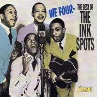 Ink Spots : We Four : 00  1 CD : 2546