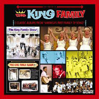 King Sisters : The New Sound of the Fabulous King Sisters / In The Round : 00  1 CD :  : CCM20732