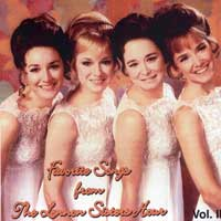 Lennon Sisters : Favorite Songs From the Lennon Sisters Hour Vol 2 : 00  1 CD