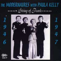 Modernaires : String of Pearls - 1946 & 1947 : 00  1 CD :  : 77