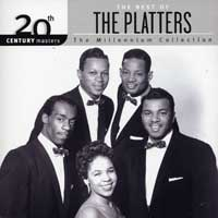 The Platters : Best of - 20th Century Masters : 00  1 CD