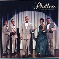 The Platters : All-Time Greatest Hits : 00  1 CD : MRYB000175502.2