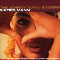 Johnny Mann Singers : Sixties Mann : 00  1 CD :  : 53