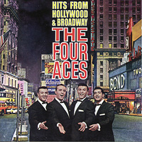 Four Aces : Hits From Hollywood and Broadway : 00  1 CD :  : 1153