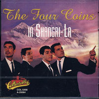 Four Coins : In Shangri-La : 00  1 CD :  : 5498