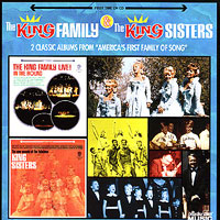 King Sisters : The King Family Show /The King Family Album : 00  1 CD : CCM20722