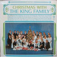King Family : Christmas With The King Family : 00  1 CD : CCM20712