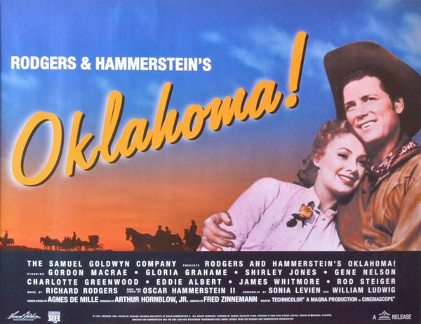 Image result for oscar hammerstein musicals