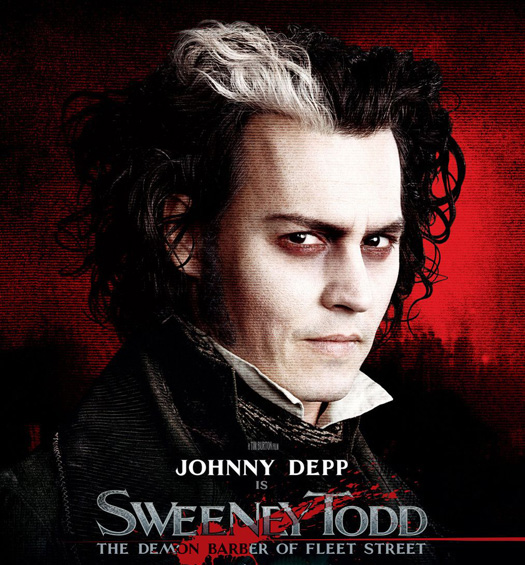 Song The Ballad Of Sweeney Todd Choral And Vocal Sheet Music Arrangements