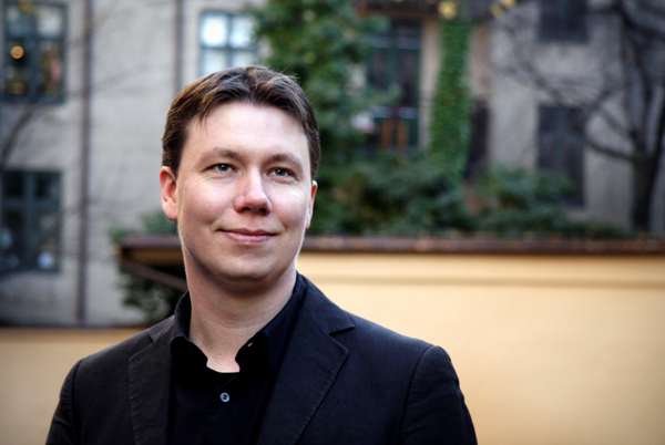 Ola Gjeilo - Choral director and composer biography sheet