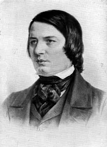 a biography of robert schumann a german composer Schumann remains one of the most misunderstood of all composers  great  german classical traditions, influenced particularly by handel, beethoven,  in  fact, his background was literary rather than musical – although one.