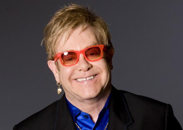 Elton John - Songwriter and composer biography sheet music