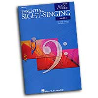 Essential Sight Singing - Male Voices