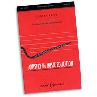 Doreen Rao : Choral Music Experience - Volume 1: Artistry in Music Education : 01 Book : Doreen Rao :  : 073999934830 : 48007787