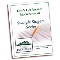 Ward Swingle : A Cappella Jazz for SSAA : SSAA : Sheet Music :