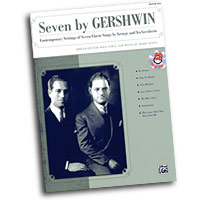 Mark Hayes : Seven by Gershwin - Medium High : Solo : Songbook : 038081297132  : 00-27455