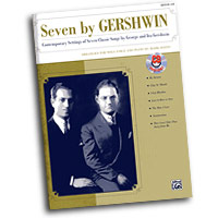 Mark Hayes : Seven by Gershwin - Medium Low : Solo : Songbook : 038081297163  : 00-27458