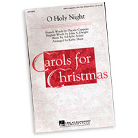Various Arrangers : Carols for Christmas : 3 Parts : Sheet Music :