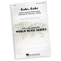 Various Arrangers : World Folk Songs : SAB : Sheet Music