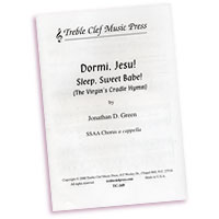 Various Arrangers : Early Music for Christmas : SSAA Upper : Sheet Music