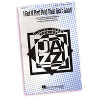 Paris Rutherford : Jazz Standards : SATB : Sheet Music : Paris Rutherford